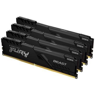 Kingston Fury Beast Black 128GB 3600MHz