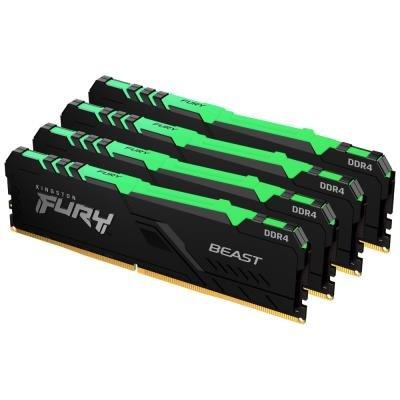 Kingston Fury Beast RGB 128GB 2666MHz