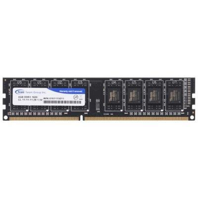 Operační paměť Team 4 GB DDR3 1600MHz