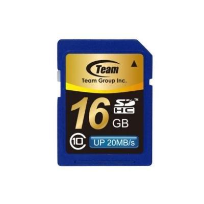 Paměťová karta Team 16GB SDHC