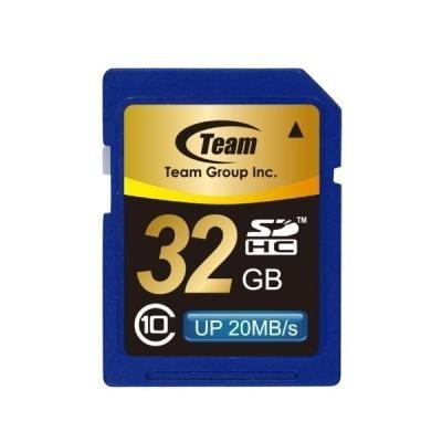 Paměťová karta Team SDHC 32GB