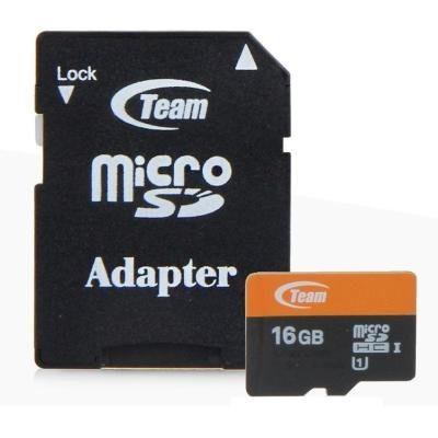 Paměťová karta Team Micro SDHC 16GB