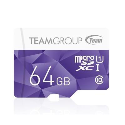 Paměťová karta Team Micro SDXC 64GB
