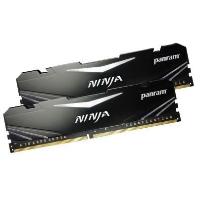 OPRAVENÉ - PANRAM RAM DDR3 16GB (2x8GB) 1600MHz Ninja (9-9-9-24)