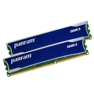 OPRAVENÉ - PANRAM RAM DDR3 16GB (2x8GB) 1600MHz Performance (11-11-11-28)