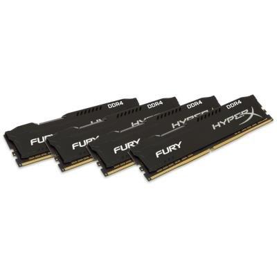 Operační paměť Kingston HyperX FURY Black 16GB