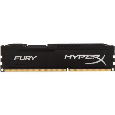 Operační paměť KINGSTON DDR4 HyperX FURY Black 4GB