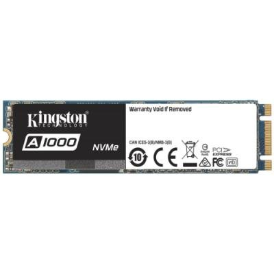 SSD disk Kingston A1000 480GB