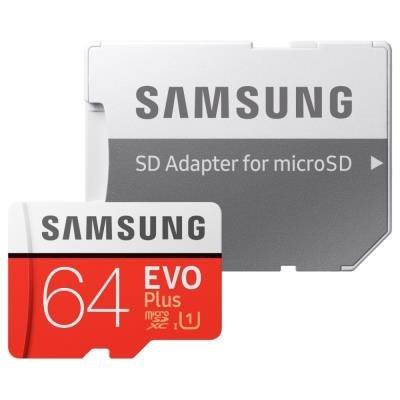 Samsung EVO Plus Micro SDXC 64GB