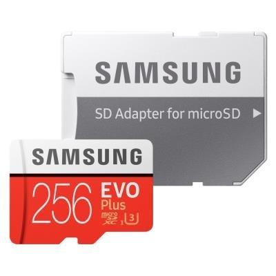 Samsung EVO Plus Micro SDXC 256GB