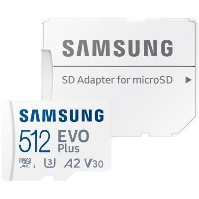 Samsung EVO Plus Micro SDXC 512GB