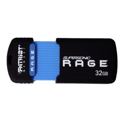 PATRIOT Supersonic Rage 32GB Flash disk / USB 3.0 / Rychlost až 180MB/s 50MB/s