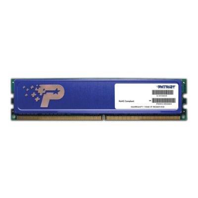 Operační paměť Patriot Signature 4GB DDR3 1600MHz