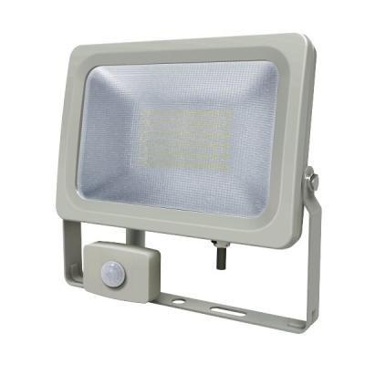 LED reflektor IMMAX Venus 30W 2550lm šedý