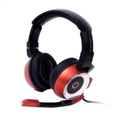 Headset AVerMedia GH337 červený