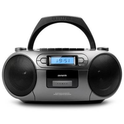 AIWA BBTC-550MG šedé