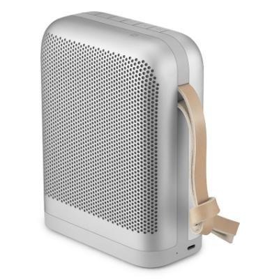 Reproduktor Bang & Olufsen BeoPlay P6 stříbrný