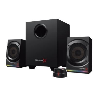 CREATIVE Sound BlasterX KRATOS S5, reproduktory pro hráče 2.1