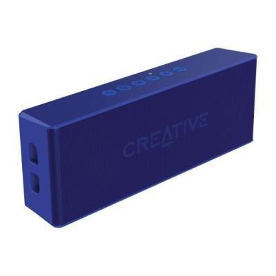 CREATIVE MUVO 2, modrý, bluetooth reproduktor