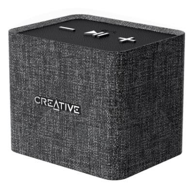 CREATIVE NUNO MICRO, černý, bluetooth reproduktor