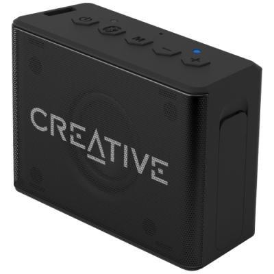CREATIVE MUVO 1C, černý, bluetooth reproduktor, voděodolný, IP66