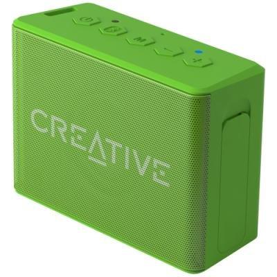 CREATIVE MUVO 1C, zelený, bluetooth reproduktor, voděodolný, IP66