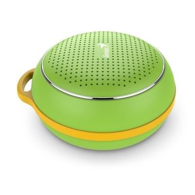 OPRAVENÉ - GENIUS repro SP-906BT/ 3W/ Bluetooth 4.1/ dobíjecí/ zelený