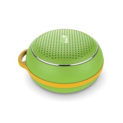GENIUS repro SP-906BT R2/ 3W/ Bluetooth 4.1/ dobíjecí/ zelený