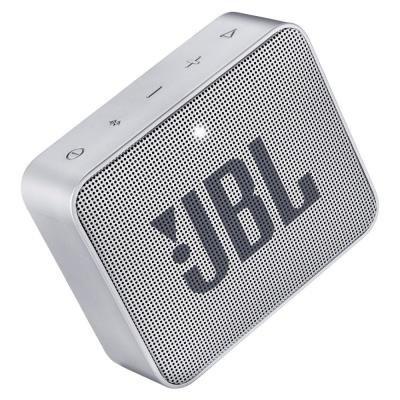 Reproduktor JBL GO 2 šedý