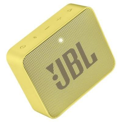 Reproduktor JBL GO 2 žlutý