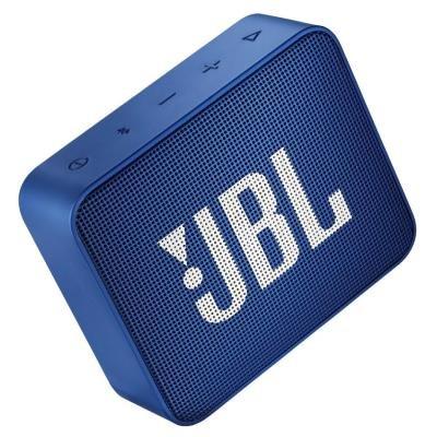 Reproduktor JBL GO 2 modrý