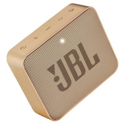 Reproduktor JBL GO 2 zlatý