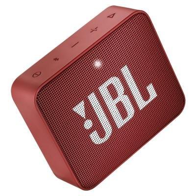 Reproduktor JBL GO 2 červený