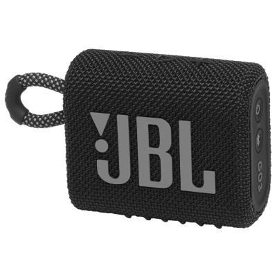 JBL GO 3 černý