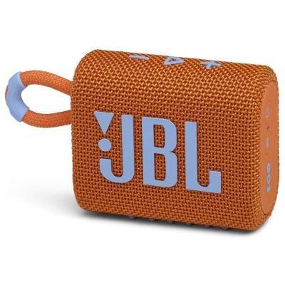 JBL GO 3 oranžový