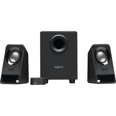 Logitech repro Z213 Multimedia Speakers/ 2.1/ 7W/ 3.5mm jack/ černý