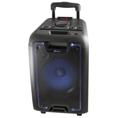 NGS WILD METAL/ BT repro/ 120W/ USB/ FM/ SD slot/ Černé