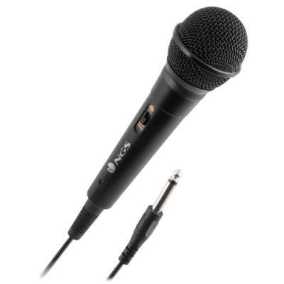 NGS Singerfire mikrofon pro karaoke/ 3m kabel