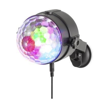 LED párty světlo NGS SPECTRA RAVE