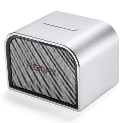 Reproduktor Remax RB-M8 Mini stříbrný