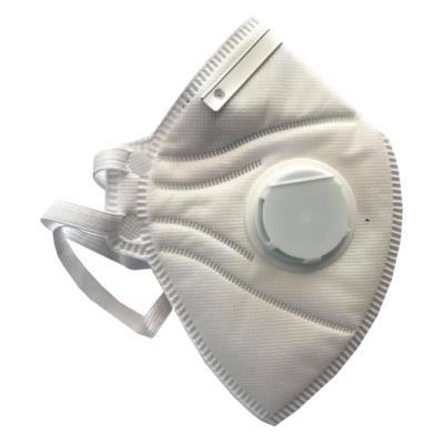 IMMAX tvarovaný respirátor s výdechovým ventilem