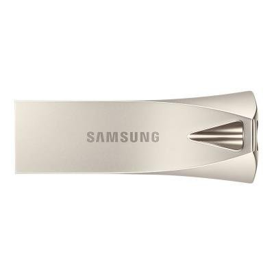 Samsung USB 3.1 Flash Disk 128GB - kov/stříbrná