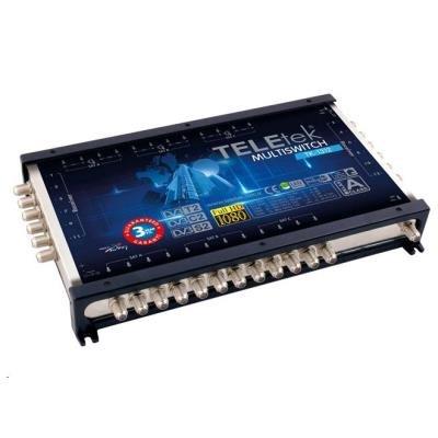 TeleTek multipřepínač TK-1312 kaskádový
