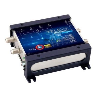 TeleTek multipřepínač TS-504