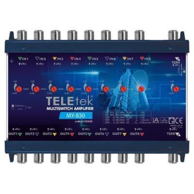 Satelitní technika - Multipřepínače