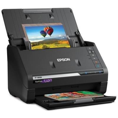 EPSON skener FastFoto FF-680W/ A4/ 600 x 600dpi/ DADF/ Wi-Fi/ USB