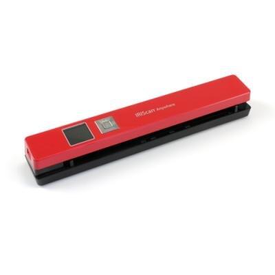 IRIS skener IRIScan Anywhere 5 Red - přenosný skener červený
