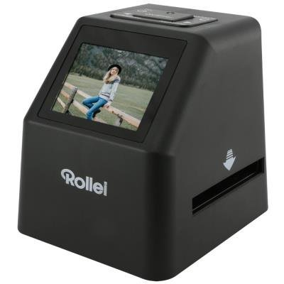 "ROLLEI skener DF-S 310 SE/ Negativy/ 14Mpx/ 128MB/ 3600dpi/ 2,4"" LCD/ SDHC/ USB"