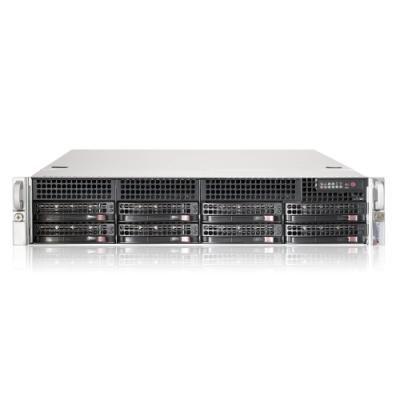 SUPERMICRO 2U server 2x LGA2011-3 6028R-TR 2U 2S-R3, 2GbE,8sATA,IPMI, 16DDR4, 3PCI-E16LP(g3),3-E8LP ,rPS