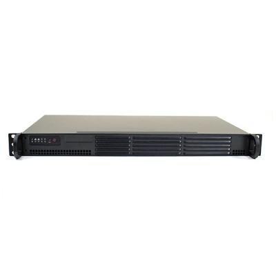 SUPERMICRO mini1U server Atom S1260, DDR3 SODIMM ECC, 2x HDD SATA (3,5